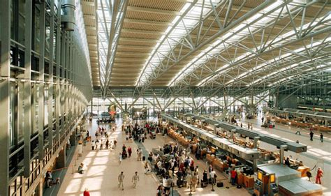 Hamburg Airport CLOSED over 'intruders' with no flights