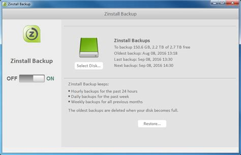 How to: Time Machine backup for PC with Windows 10, 8 or 7