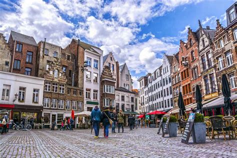 Discover Antwerp adorned with summer colors   Radisson Blu