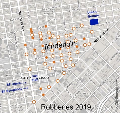 San Francisco Crime: is SF safe for tourists? Tips from a