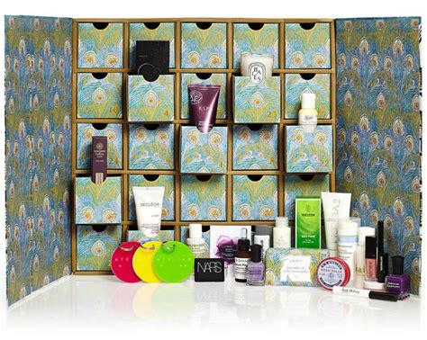 They're back! Let the battle of the luxury beauty advent