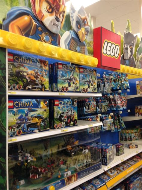 LEGO Movie Sets and Minifigs Arrive at Target – Brick Update