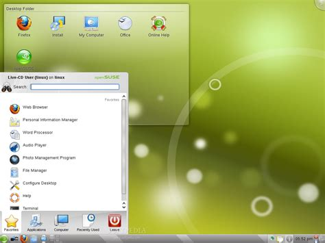 openSUSE 11
