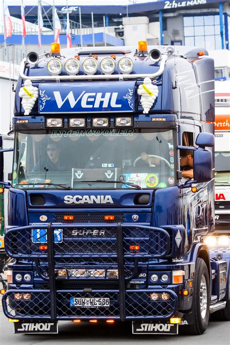 Scania V8 Logo Wallpapers HD - Tuning & Show Truck Images
