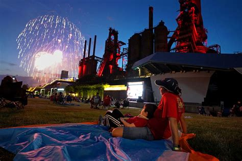 Annual fireworks display is on, to help Musikfest 2020 go