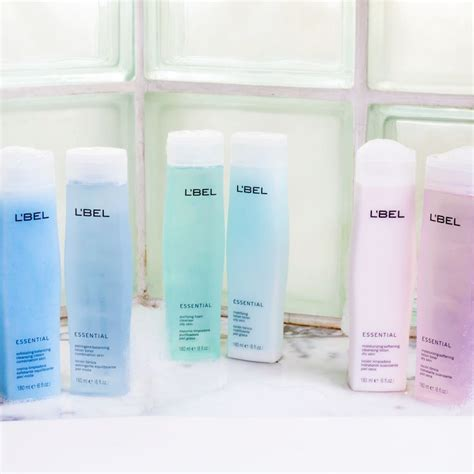 Pin by Make Up by Sonia on Lbel | Shampoo bottle, Bottle