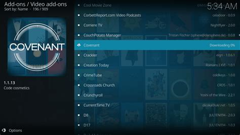 How to Install Covenant Kodi Addon [2019 Easy Step-by-Step