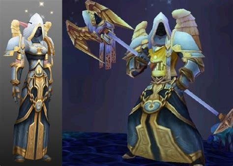 Heroes of the Storm Build Concept: Anduin Wrynn [WIP