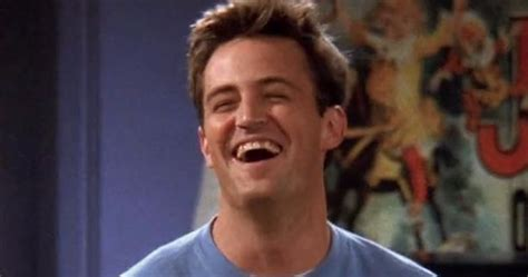 Matthew Perry Revealed His All-Time Favorite Chandler Bing