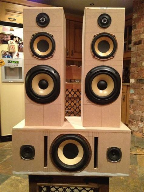 Airplay Hifi Tower Speakers + Subwoofer: 8 Steps (with