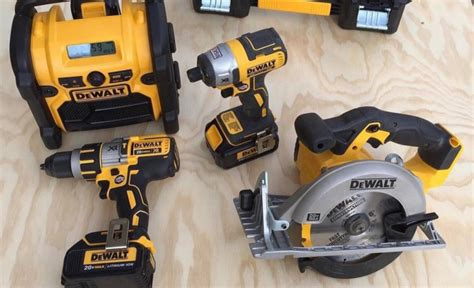 Home Depot Is Having Another Great Sale On DeWalt Tools
