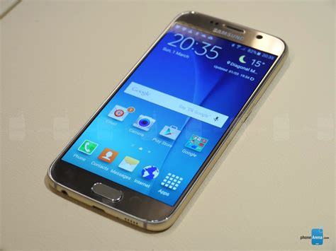 Galaxy S6 themes are advanced, take a look