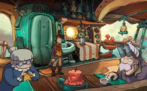 Chaos auf Deponia Preview - Chaos auf Deponia, S