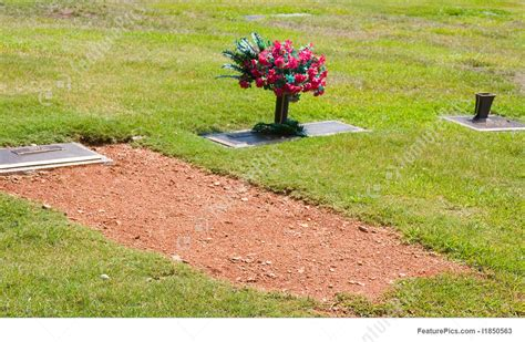 Picture Of Fresh Grave