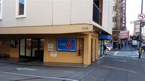 Motel 6 - 24 Photos & 59 Reviews - Hotels - 895 Geary St