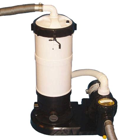 DE Filter System With 1