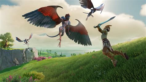 Save the Greek Pantheon in Gods & Monsters, Coming to PS4