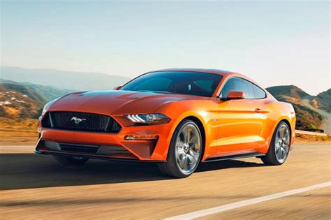 Ford Mustang Facelift (2018): Preis, Test, GT, Automatik
