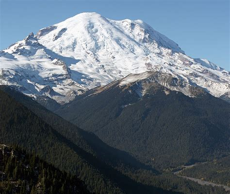 Highest Mountains In The Lower 48 | TOP TEN LIST