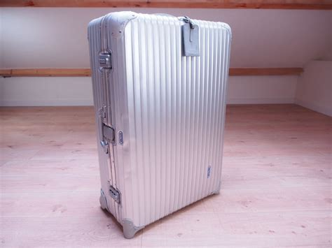 Rimowa TOPAS JUMBO 2-Wheel Check-In L Pre-Owned Made in