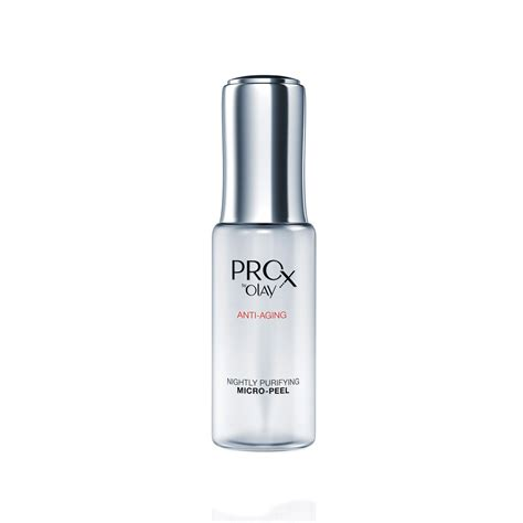 Olay Pro-X Anti-Aging Nightly Purifying Micro-Peel Review