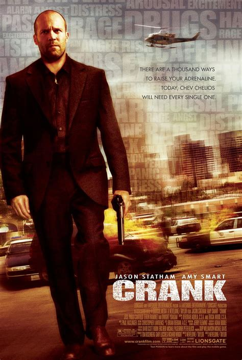 Crank 2 Buzz from Directors/Writers | FirstShowing