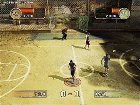 FIFA Street 2 (USA) PS2 / Sony PlayStation 2 ISO Download