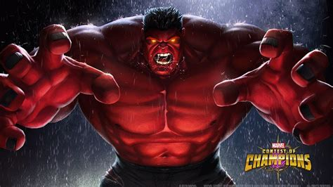 Marvel Contest of Champions (MCOC): How to Beat Red Hulk