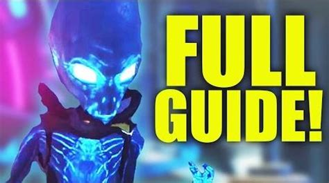"""Video - """"ZOMBIES IN SPACELAND"""" EASTER EGG GUIDE! – FULL"""