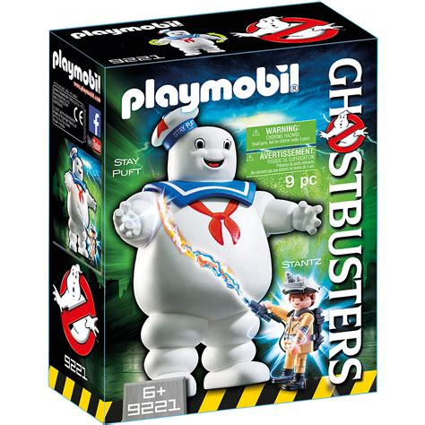 PLAYMOBIL® 9221 Ghostbuster: Stay Puft Marshmallow Man