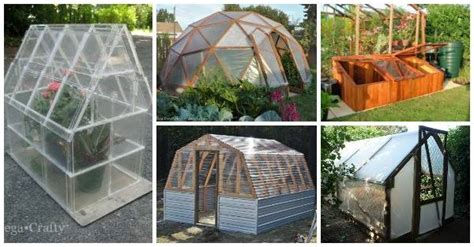 32 Easy DIY Greenhouses with Free Plans - i Creative Ideas