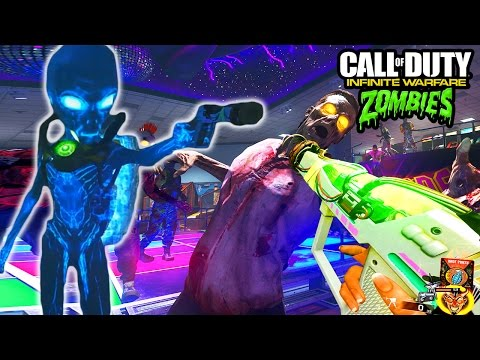 Infinite Warfare: Zombies in Spaceland - The Complete