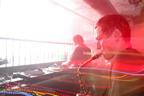 Niklas on Sax | eventpeppers