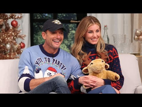 Tim McGraw Gushes Over Faith Hill on 23rd Wedding Anniversary