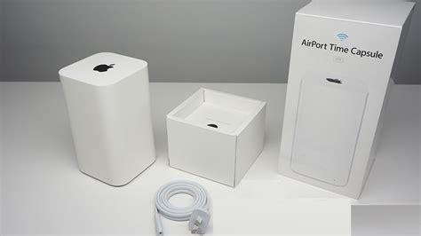 What is Airport Time Capsule and how to reset its password
