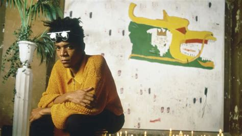 Never Before Shown Basquiat Artwork Will Be On Display
