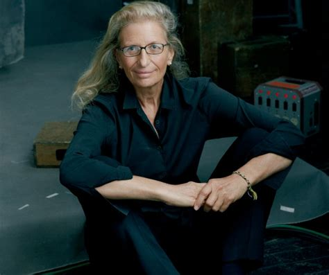 Annie Leibovitz on Caitlyn Jenner, being a mother to young