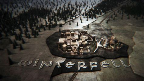 """How the """"Game of Thrones"""" intro credits have changed from"""
