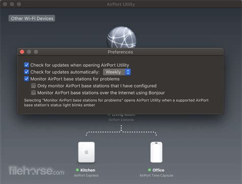 Apple AirPort Utility for Mac - Download Free (2020 Latest