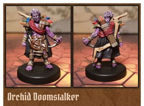 All classes painted! (potential spoilers inside