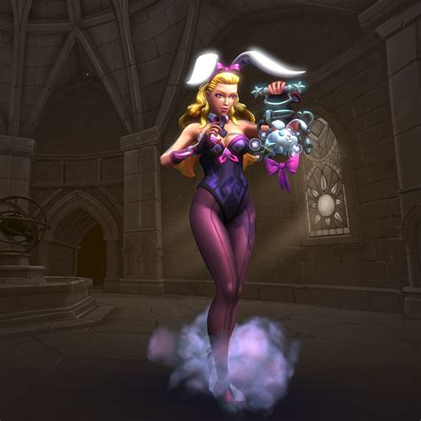 Cottontail Seris Collection - Official Paladins Wiki