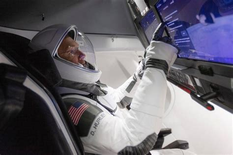 SpaceX's Crew Dragon spacecraft faces its biggest test
