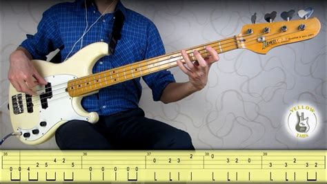 Roy Orbison - Pretty Woman (Bass cover with Tabs) - YouTube
