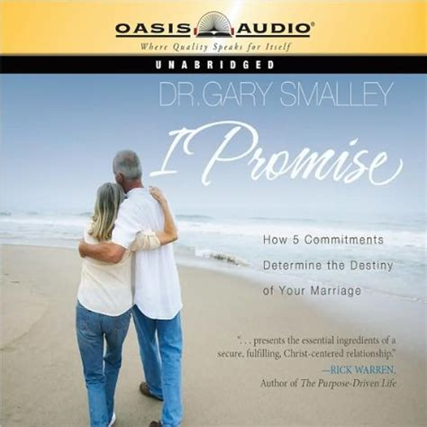I Promise: How 5 Commitments Determine the Destiny of Your