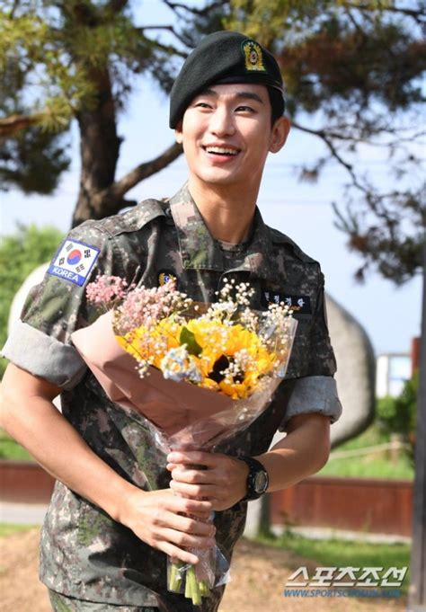Kim Soo Hyun Completes Military Service, Aims For Comeback
