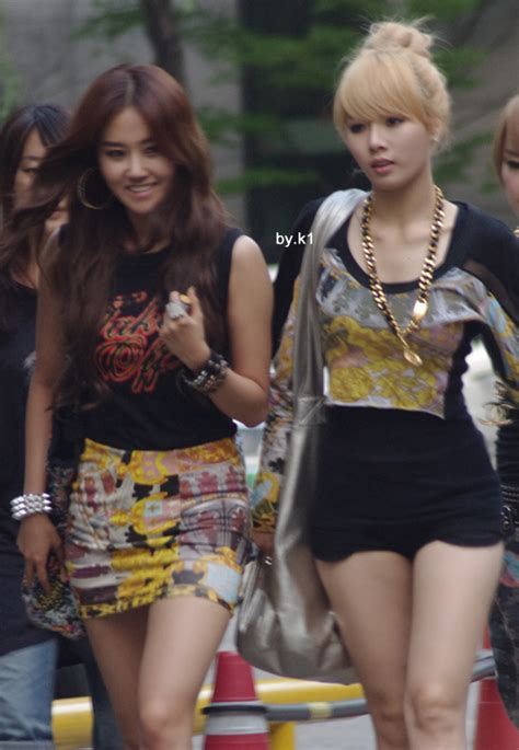 [News] 4Minute's Gayoon and HyunA: Voted by Dermatologists