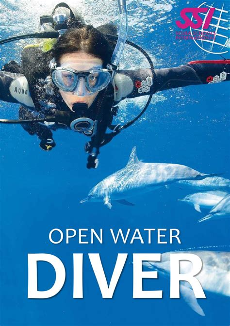 Ssi open water diver manual answers