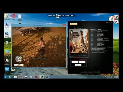 state of decay game cheats codes - YouTube