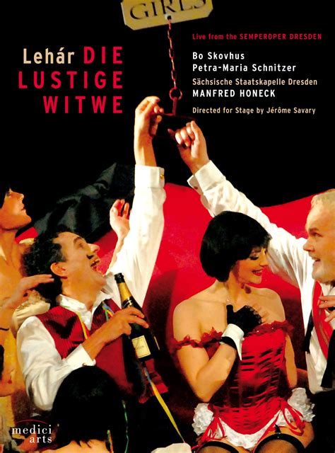 Specticast Presents: DIE LUSTIGE WITWE   The Clinton