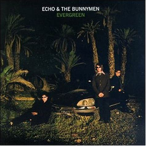 Nothing Lasts Forever sheet music by Echo & The Bunnymen